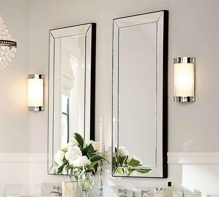 Beveled Mirror Glass
