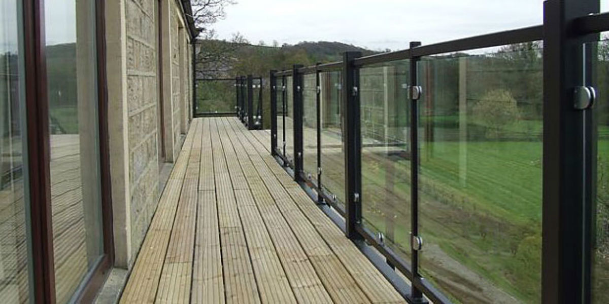 Glass Balustrades Bespoke Precisely Crafted Designs